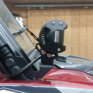 RZR 900,1000 Spot Light Brackets