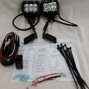 Yamaha Viking, Wolverine Complete Spot Light Kit
