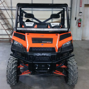 Ranger Complete Over Hood Light Bar Kit