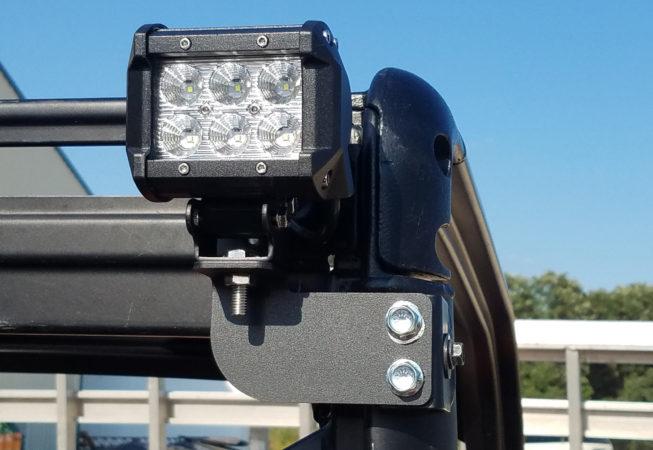 Full Size Ranger Rear Light Brackets Get Lit