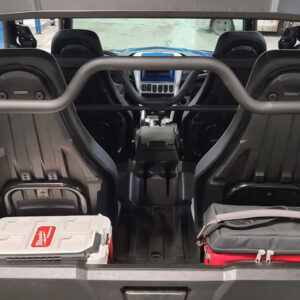 Yamaha RMAX 4 MKE pack out cleat behind seats