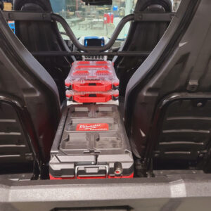 Yamaha RMAX 4 MKE pack out cleat double between seats