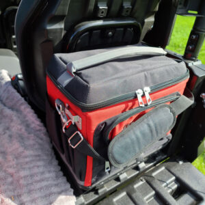Yamaha RMAX 4 Behind Passenger MKE pack out cleat